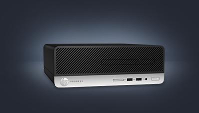 HP ProDesk 400 G4 MT PC i5-7500 4GB 500GB DOS (1QM75ES)