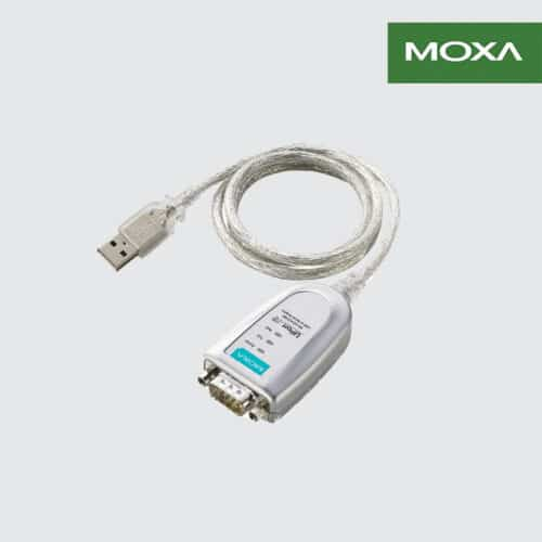 Moxa UPort 1110 1-port RS-232 USB-to-serial converter