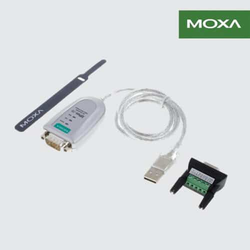 Moxa UPort 1150 RS-232/422/485 USB-to-serial Converter