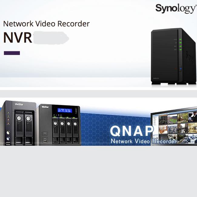 NVR | CCTV | Synology, Axis, Hikvision Partners | Dubai UAE