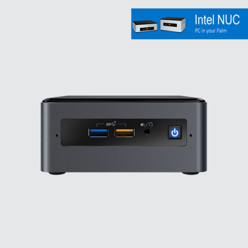 INTEL NUC8I5BEH Core i5-8259U, 8GB RAM,256 GB M 2 SSD+500 HDD, Windows 10  Pro