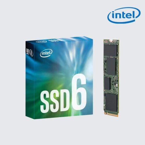 Intel SSD 660p Series 512GB M.2 PCIe