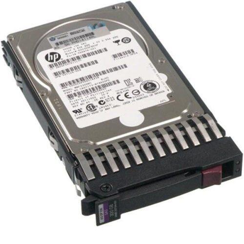 HP 600-GB 6G 15K 3.5 DP SAS HDD 533871-003