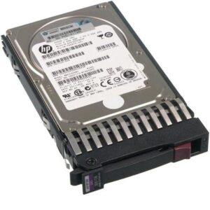 HP 146GB 6G SAS 15K SFF 2.5-inch Dual Port Enterprise HDD 512547-B21