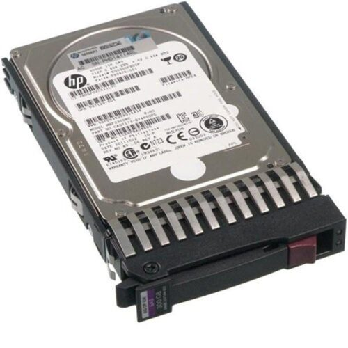 HP 146GB 6G SAS 15K SFF 2.5-inch Dual Port Enterprise HDD 512547-B21