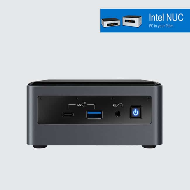 Intel NUC 10 Performance Kit - NUC10i3FNH