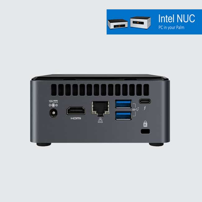 Intel NUC 10 Performance Kit - NUC10i5FNH