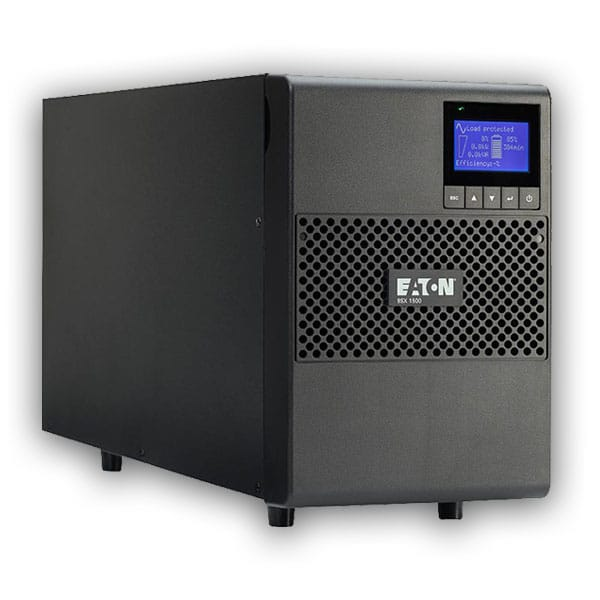 Eaton 9SX 1000I 1000VA 900W On-line double conversion with PFC Tower UPS-9SX1000I