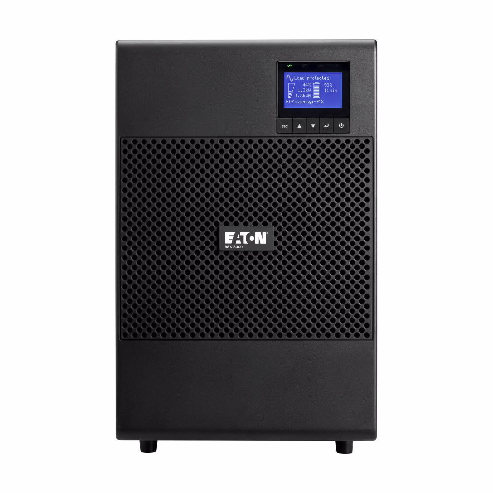 Eaton 9SX 3000I 3000VA 2700W Tower On-line double conversion with PFC System 9SX3000I