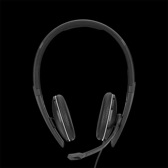 Sennheiser SC 160 USB Double Sided Headset