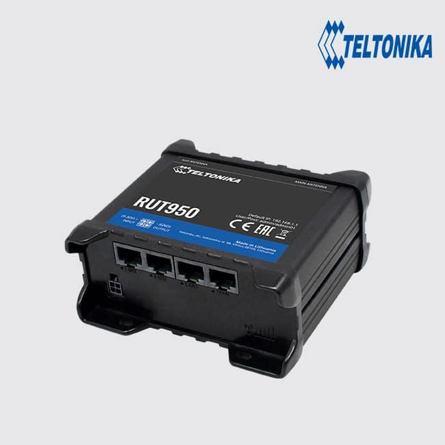Teltonika RUT950 LTE Router | IndustriTeltonika RUT950 LTE Router | Industrial 4G LTE Wi-Fi routeral 4G LTE Wi-Fi router