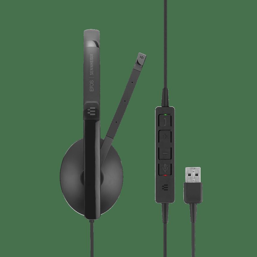 EPOS | Sennheiser ADAPT SEPOS | Sennheiser ADAPT SC 165 USB HeadsetC 165 USB Headset